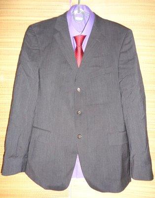 Пиджак блейзер Tommy Hilfiger серый