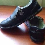 Туфли кожа 34 размер