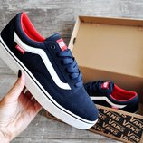 Кеды мужские Vans Old Skool dark blue