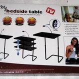 Прикроватный столик c LED лампой My Bedside Table