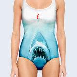 Цельный купальник 3D Body of mermaid 3D Большой выбор
