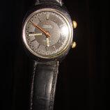 Механические часы Omega Geneve Chronostop Швейцария оригинал