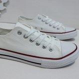 Стильные Конверсы Обувной Котон В Коробках