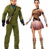 Barbie Набор кукол Барби Чудо-Женщина Райский остров DWF48 Wonder Woman Paradise Island Giftset