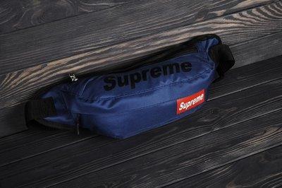 Мужские сумочки на пояс Supreme | Бананка чоловіча сумка на пояс