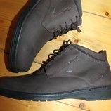 44- 45 разм. Зима. Ботинки Sioux Gore - Tex born to walk wild. Нубук Длина по внутренней стельке - 2