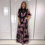 Платье Dolce & Gabbana длинное