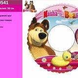 Детский круг Маша и Медведь LA-9541, 3-6 лет