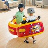 Надувные круги бампера для игр и плавания, Intex 44601, 2 шт.