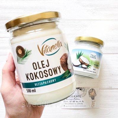 Кокосовое масло Vitanella olej kokosowy 500мл