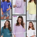 44-50, Летняя женская блузка. Жіноча блузка. Легкая женская блуза, Блуза женская.