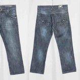 джинсы класссика коттон синий пуговица Emporio Armani 30/30