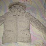 Куртка Here&There Германия на 12-13 лет 152-158 рост. Зимняя. Куртка на теплом утеплителе под