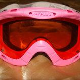 детская маска Alpina лыжная оригинал Германия очки