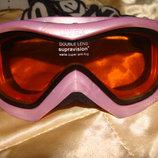 маска детская Uvex лыжная очки оригинал Германия