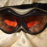 Маска очки горнолыжные BRIKO оригинал Италия винтаж Uvex Alpina