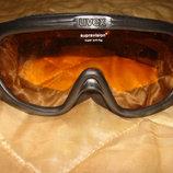 маска Uvex speed 500 оригинал очки Alpina