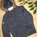 Стильная демисезонная курточка 4-5 лет