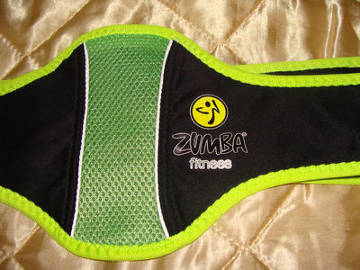 пояс для фитнеса Zumba оригинал текстиль идеал для спорта спортивный
