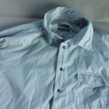 Брендова сорочка чоловіча Zara Inditex L-XL Португалія рубашка мужская