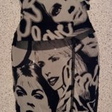 Эксклюзивная шелковая двойка костюм майка, юбка от бренда Pennyblack Max Mara.Оригинал