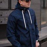 Мужская ветровка с капюшоном Высокое качество пошива Размеры - 44,46,48,50,52