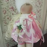 Стильные интерьерные куклы 30см