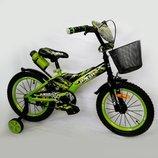 Двухколесный велосипед Racer Райсер на 12,16,18,20 д