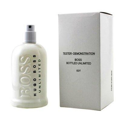 Hugo Boss Bottled Unlimited 100мл TESTER мужской для лета