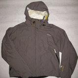 170-175 рост, термо куртка Didriksons женская демисезонная без утеплителя