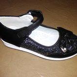 Туфли 27-32 р. на девочку, школу, туфлі, дівчинку, школьные, осень, весна, обувь, детская, супинатор