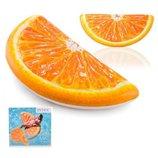 Матрас надувной Intex Апельсин 58763
