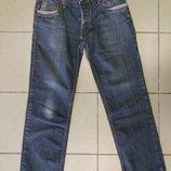мужские джинсы разм 32S