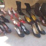 Взуття жіноче Fiore Giardini New Look Stefani опт лот 11 пар обувь женская р.35-39