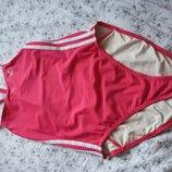 Adidas оригинал купальник слитный цельный р 38-40