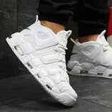 Кроссовки Nike Air More Uptempo 96 white