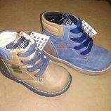 Демисезонные ботинки 22-27 р. B&G на мальчика, демісезон, ботінки, хлопчик, весенние, осенние, биджи