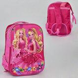 Рюкзак школьный с 3D изображением куклы Барби 00246