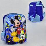 Рюкзак школьный с 3D изображением Mickey Mouse N 00241