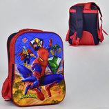 Рюкзак школьный с 3D изображением Spider-Man N 00240