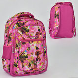 Рюкзак школьный три кармана N 00239