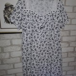 M&S Ночная рубашка р 12-14 хлопок сток