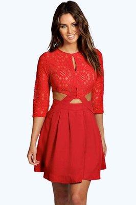 Шикарное платье р. 42