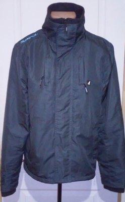 куртка-ветровка на флисе. Кэнгол. пог 55