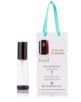 Мужской парфюм Givenchy pour Homme Givenchy 35 мл в подарочной упаковке