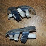 Босоножки мальчику 28 сандалии Канарейка