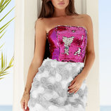 Изумительное корсетное платье