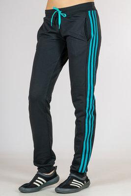 Женские трикотажные лёгкие удобные штаны, брюки, р-р 46-52