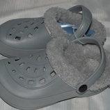 Крокси кроксы шлепанцы трансформери німеччина розміри 26 27 28 29, шльопки резинові