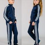 Детский спортивный костюм для мальчика, 3 цвета, р-р 36-42